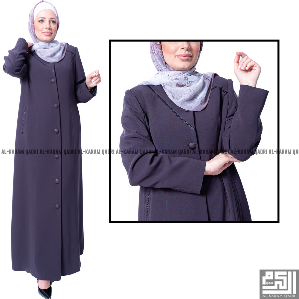 Load image into Gallery viewer, Semi-Formal Colored Jilbab