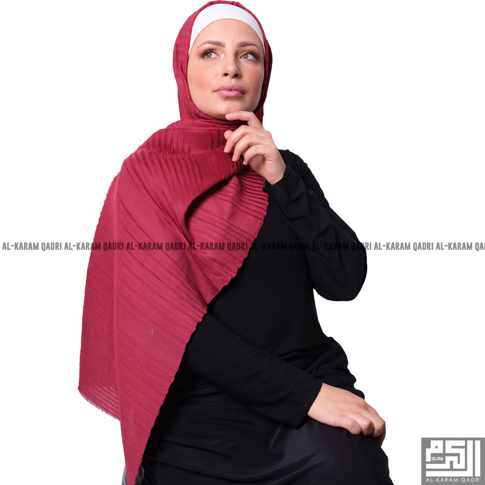 Semi-Formal Shawl - Al Karam Qadri