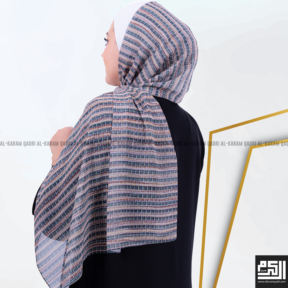 Chiffon Turkish Shawl