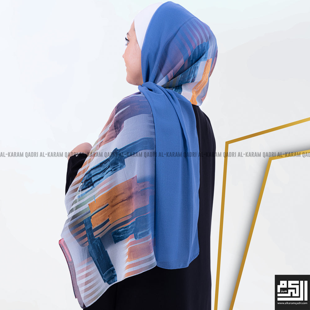 Load image into Gallery viewer, Beautifully Colored Shawl