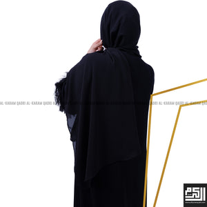 Load image into Gallery viewer, Al-Karam Georgette Shawl