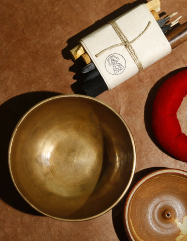 Singing Bowl Set