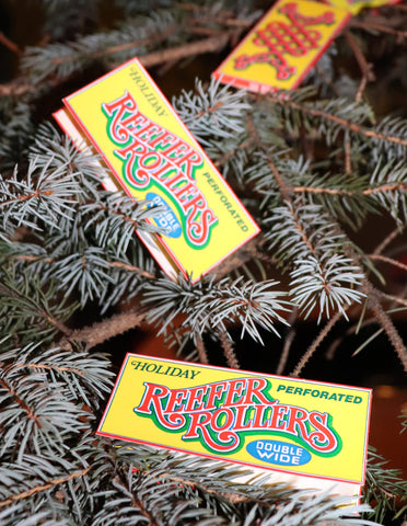 Holiday Reefer Rollers Rolling Papers