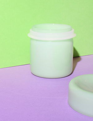 Cache Jar in Jadeite Green