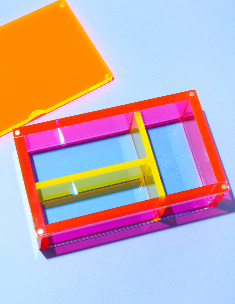 Load image into Gallery viewer, Neon De Stijl Storage Case