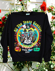 Heaven on Earth Fleece Crewneck