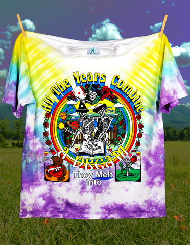 Heaven on Earth Tie Dyed Tee