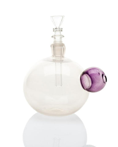 Bubble Bong in Violet