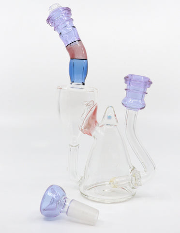 Striped Conical Recycler