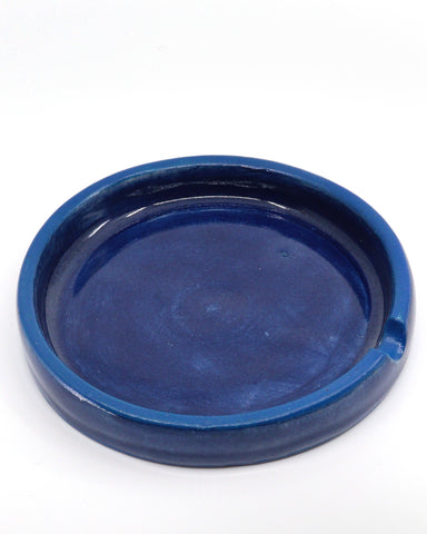Ultramarine Ashtray for One