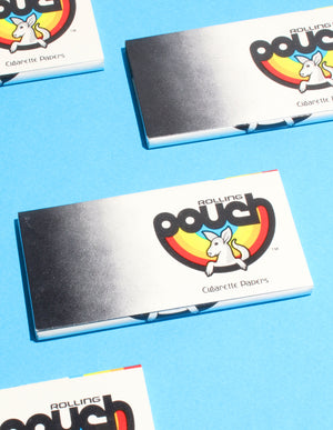 Load image into Gallery viewer, Rolling Pouch Vintage Papers