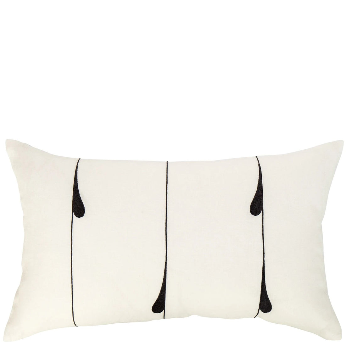 KYLIE CARAVAGGIO Decorative Kidney Cushion