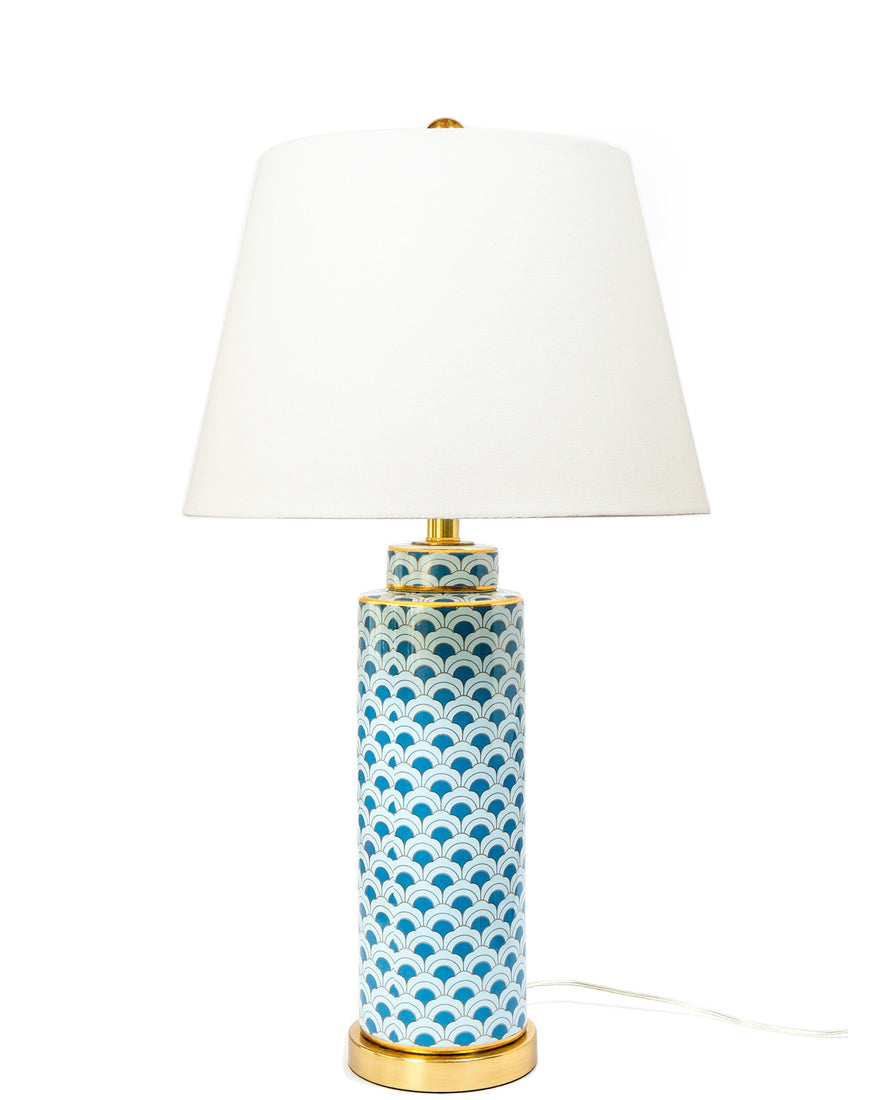 Oscar Turrell Night Stand Table Lamp