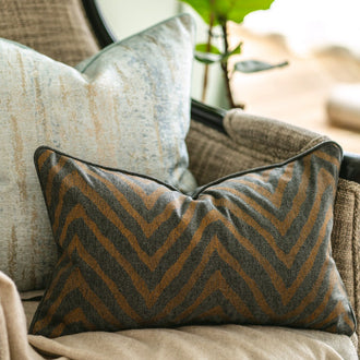 Load image into Gallery viewer, Adele Hodler II interior design pillow in Dubai, UAE