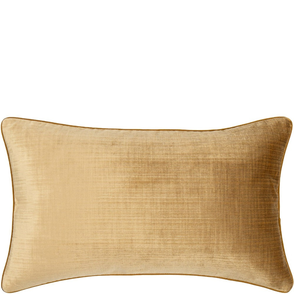 Amber Klimt II Decorative Kidney Pillow