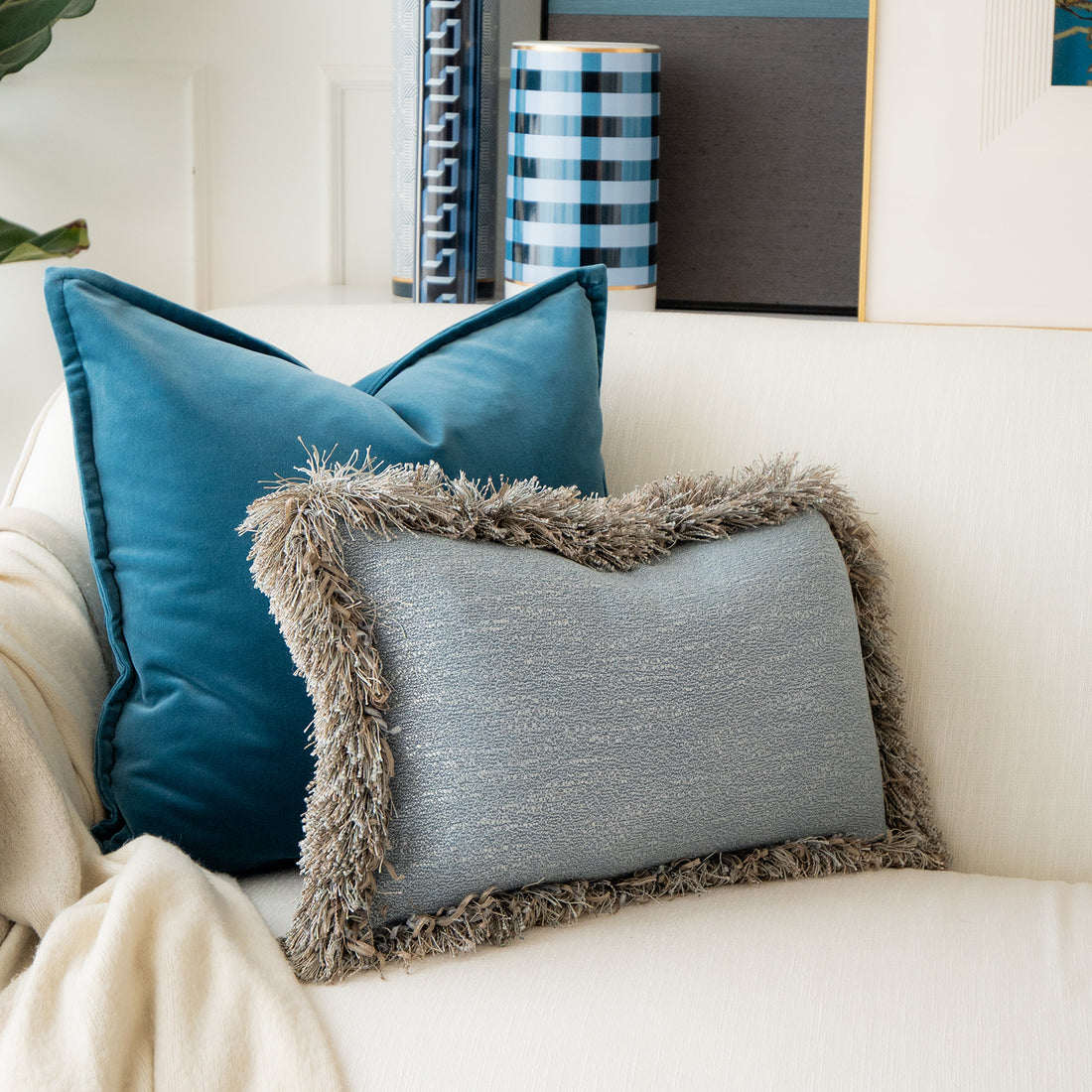 DONNA MATISSE II Decorative Cushion