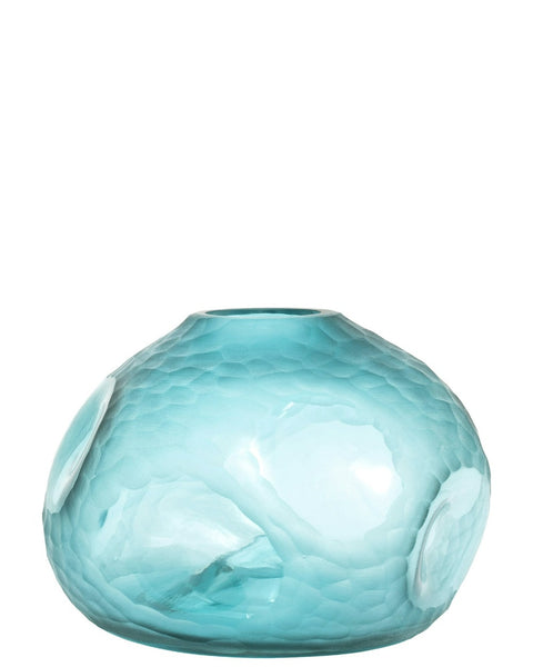 Tiffany Storms II Smoked Glass Vases