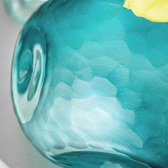 Load image into Gallery viewer, Tiffany Storms II Smoked Glass Vases