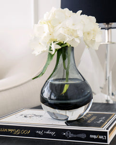 RICK STORMS II Mouth-Blown glass vase