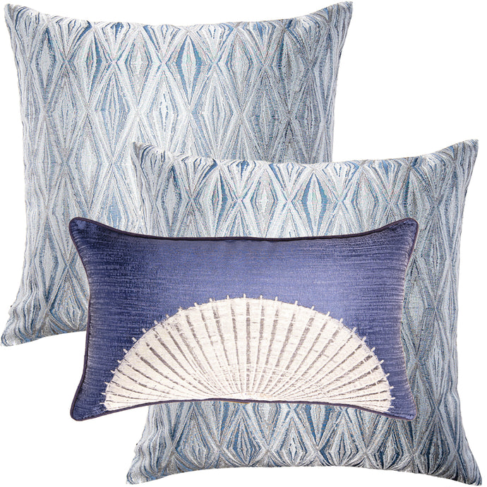 Edgar Bundle Decorative Pillow Package (3pcs)