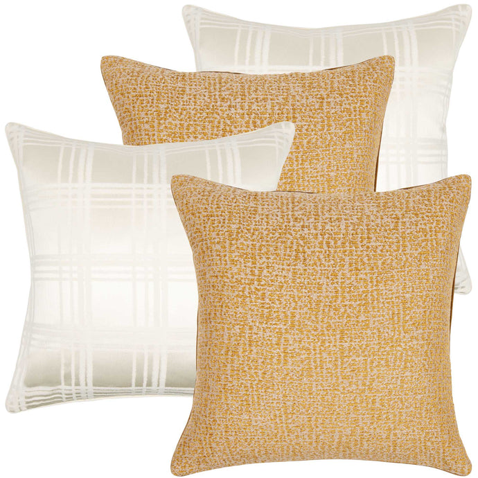 BRITNEY BUNDLE Decorative Pillow Package (4pcs)