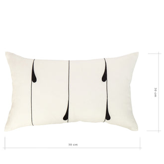 Load image into Gallery viewer, KYLIE CARAVAGGIO Decorative Kidney Cushion