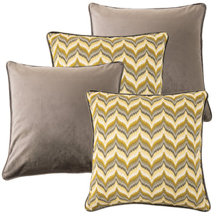 MONA BUNDLE Decorative Pillow Package (4pcs)