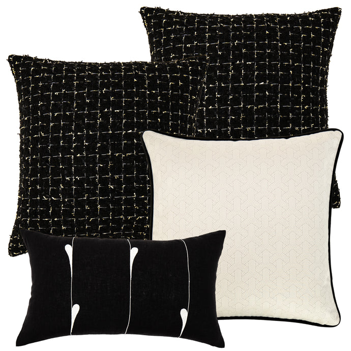 VANYA BUNDLE Decorative Cushion Package (4pcs)