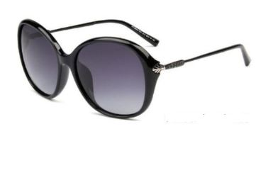 Black Rounded Square Sunglasses