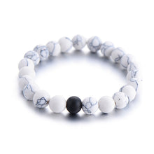 Load image into Gallery viewer, (COUPLE DISTANCE) 2PCS Bracelet Classic Natural Stone Different Colors