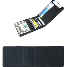 Load image into Gallery viewer, (CLASSY WALLET)  Wallets Small Unisex Credit Card Holder Men/Women Solid Ultra-Thin Money Cash Cards Purse 8 colors Leather Mini Wallets