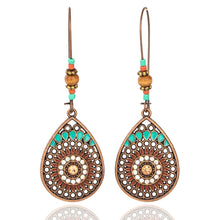 Load image into Gallery viewer, (WATER DRIP EARRINGS)  Hanging Dangle Drop Earrings for Women Female  Jewelry Accessories