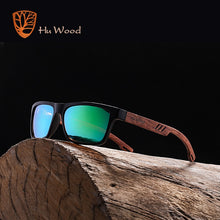 Load image into Gallery viewer, (ZEBRA WOOD DESIGN)  Sunglasses  Fashion Sport Color Gradient Sun glasses Driving Fishing Mirror Lens GRS8016