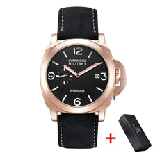 Load image into Gallery viewer, (CLASSY FASHION WATCH)Fashion Luxury Brand Sport Watch Men Waterproof Quartz Leather Military Wrist Watch Men Army Clock Male relojes hombre hodinky