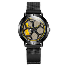 Load image into Gallery viewer, (WHEEL WATCH) Hot Sell Trend Men Watch Fashion Rotating Dial Wheel Watches Waterproof Magnet Buckle Quartz Movement Gift Watch 1022