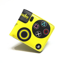 Load image into Gallery viewer, (PLAYSTATION WALLET) Credit Card Photo Boy and Girl Short Wallets