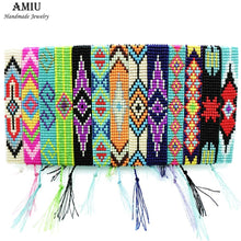 Load image into Gallery viewer, (SEED MIX-COLORS) Bracelet Beaded Custom Mix-Colour  Friendship Bracelets For Women Men