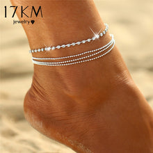 Load image into Gallery viewer, (Crystal Anklet) Foot Chain Bracelet