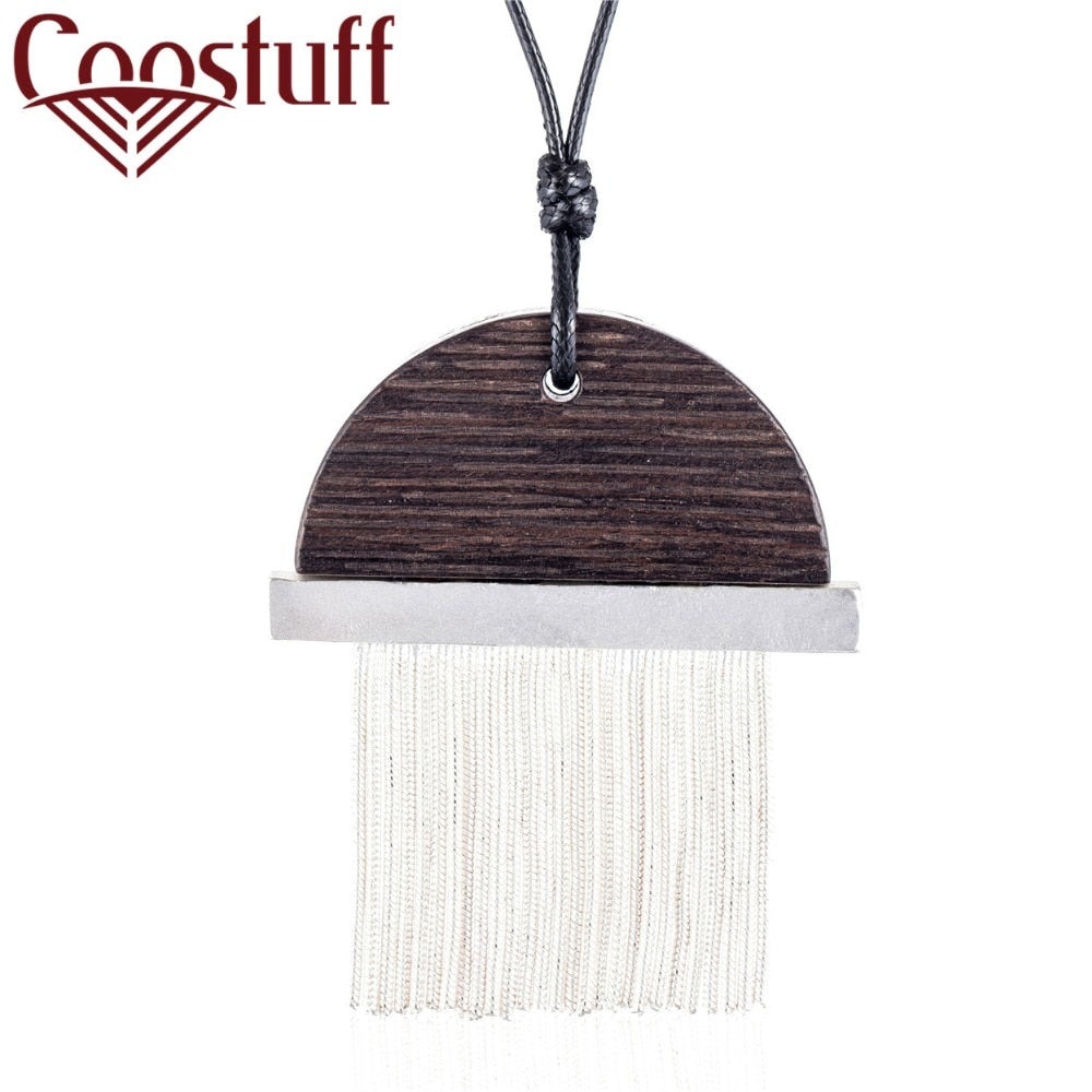 (SILVER TASSEL) Women Jewelry necklaces necklaces & pendants women collares mujer choker kolye bijoux