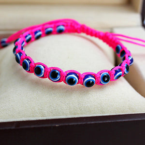 (LUCKY EYE) good Luck bracelet Unisex Men Women fashion jewelry