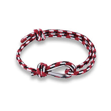 Load image into Gallery viewer, (PARACHUTE) Cord Men Women Nautical Survival Rope Chain Bracelet Summer Style