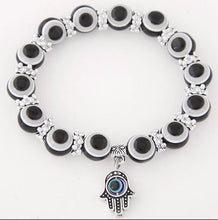 Load image into Gallery viewer, (LUCKY EYE) good Luck bracelet Unisex Men Women fashion jewelry