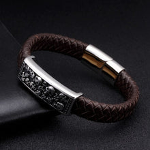 Load image into Gallery viewer, (Trendy Handcuffs) Stainless Steel Men Bracelets Bangles Sporty Jewelry