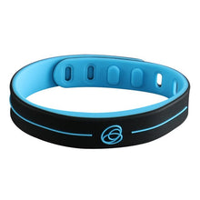 Load image into Gallery viewer, (Balance Sports Germanium) Tourmaline Power Hologram Silicone Therapy Waterproof Bracelet