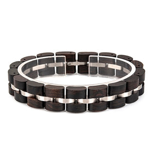 (Wooden Bracelet Homme) Wooden Bangle Jewelry pulsera