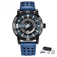 Load image into Gallery viewer, (STRAP  SQUARE WATCH)  Waterproof Reloj de hombre
