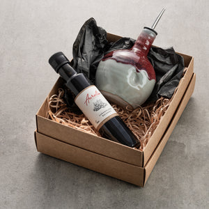 Oil or Balsamic Vinegar Gift Box