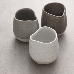Jugs-small egg body pourers