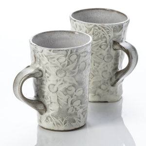 Flannel Flower Tall Mug