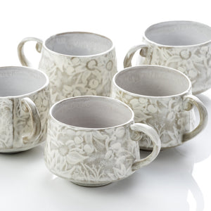 Flannel Flower Cups